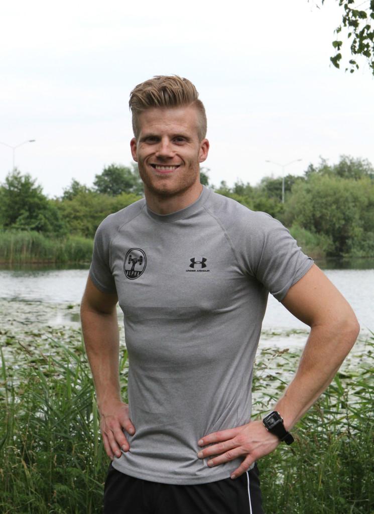 Danny Berendsen - Alpha Personal Training - Vught - Den Bosch