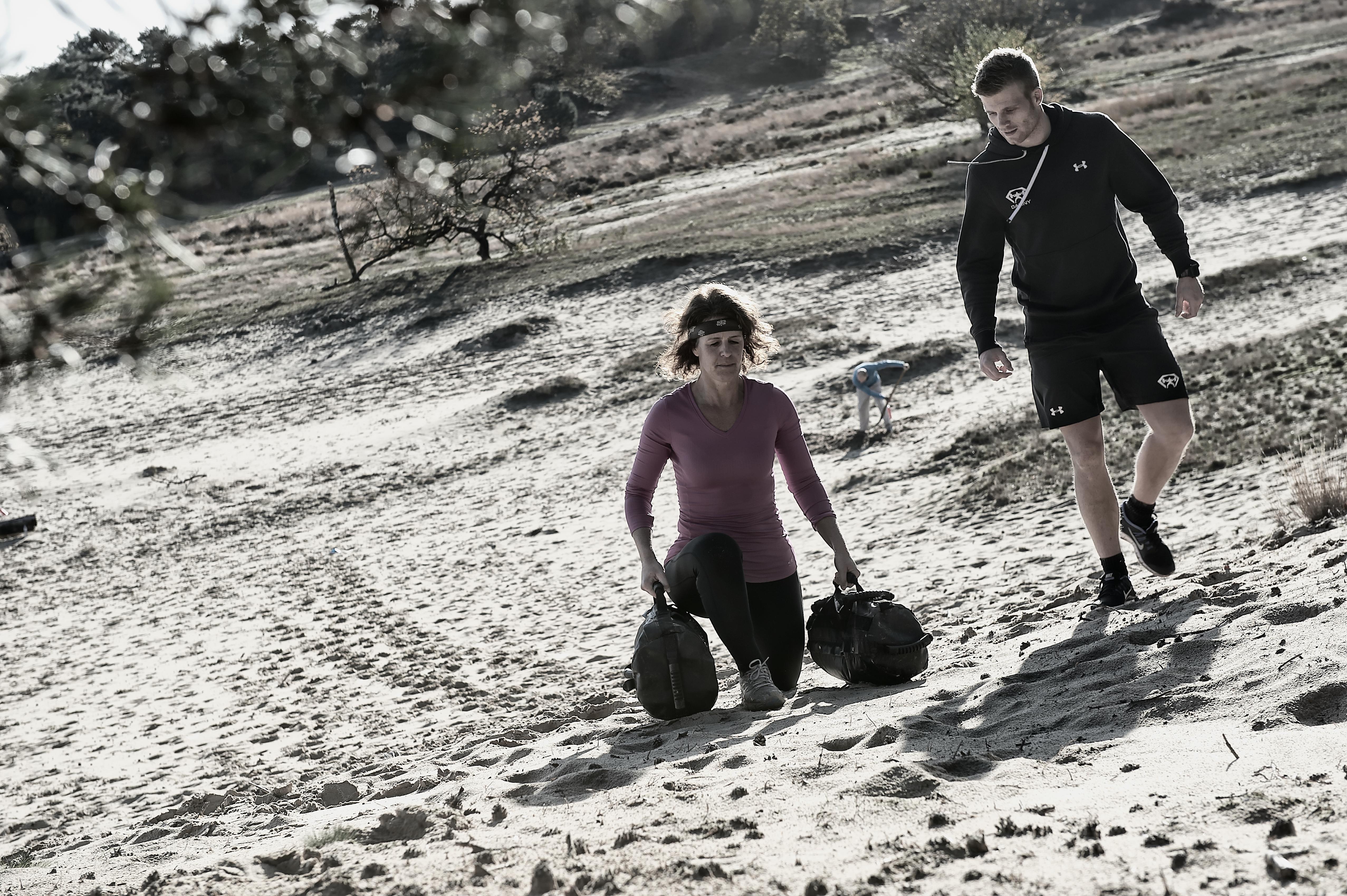 Sandbags - Alpha Personal Training - Vught - Den Bosch