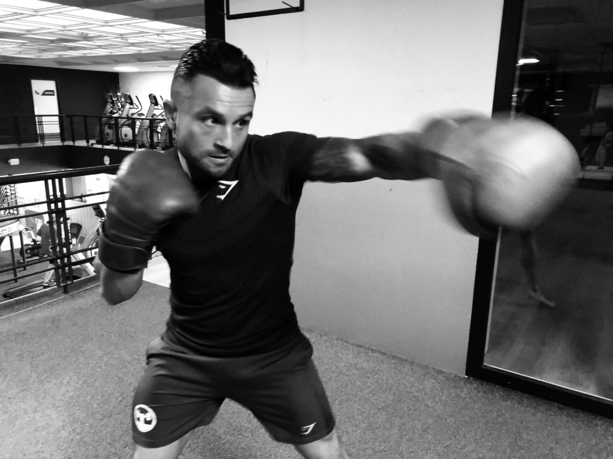 Robin - Personal Training Kickboksen Vught - Den Bosch
